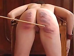 Caning of whoe